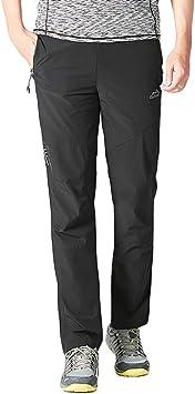 Hombre Gregster 12205 Pantalones para Senderismo