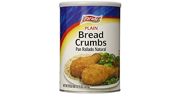Amazon.com : Parade Bread Crumbs, 15 Ounce (Pack of 12) : Grocery & Gourmet Food