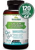 Best Calcium D Glucarates - Calcium D-Glucarate | 500 mg per Capsule | Review
