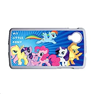 Generic Kawaii Back Phone Cover For Teen Girls Printing With My Little Pony For Lg Google Nexus 5 Choose Design 2