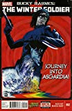 Bucky Barnes: The Winter Soldier #2 VF/NM ; Marvel comic book