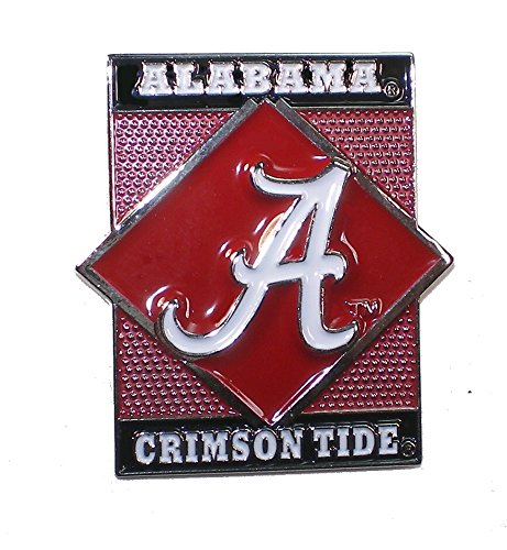 Alabama Crimson Tide Logo Lapel (Alabama Crimson Tide Victory Lapel Pin NCAA Licensed)