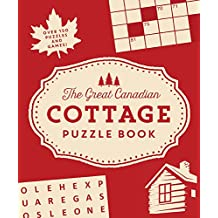 Great Canadian Cottage Puzzle Book