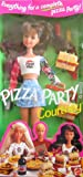 Barbie - Pizza Party COURTNEY Doll - Pizza Hut 1994 Mattel