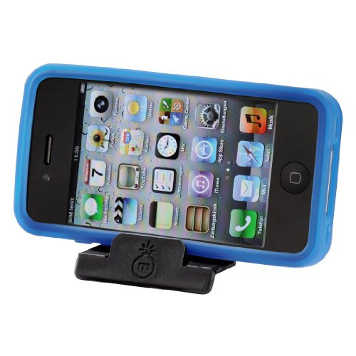 Hama Sexy Handy-Cover für Apple iPhone 4/4S blau