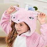Anna King Kids Animal One-Piece Pajamas Costume
