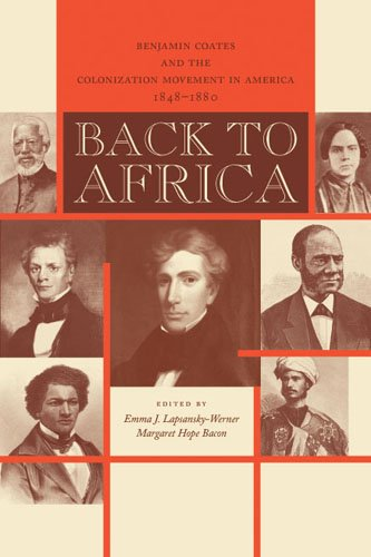 the promotion of the back to africa movement Web dubois back to africa movement full transcript more presentations by victoria fernandez copy of web dubois back to africa move popular.