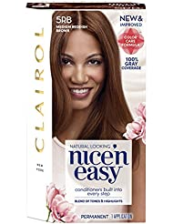 Clairol Nice 'N Easy Permanent Hair Color, 5Rb Medium...