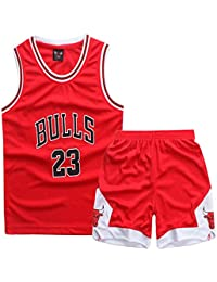 Little Boys 2-Piece Basketball Performance Tank Top and Shorts Set