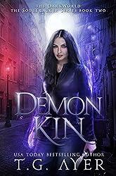Demon Kin (DarkWorld: A Soul Tracker Novel Book 2)