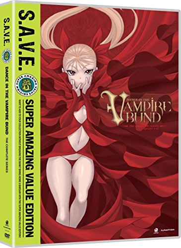Dance in the Vampire Bund: The Complete Series S.A.V.E.