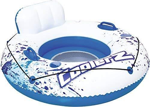 Flotador con Respaldo Bestway Luxury Lounge: Amazon.es ...