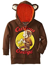 Curious George Little Boys' Costume Fleece