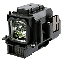 VT676 NEC Projector Lamp Replacement. Projector Lamp Assembly with High Quality Genuine Original Ushio Bulb Inside.