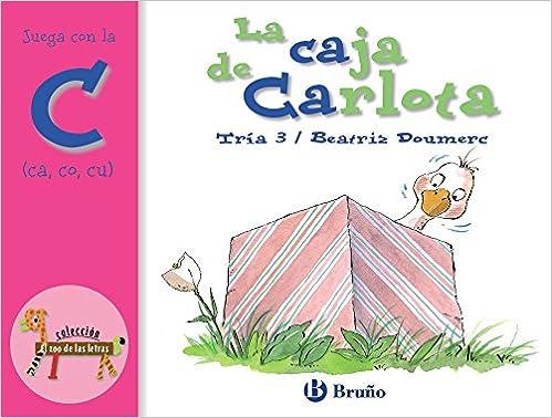El zoo de las letras: La caja de Carlota: Juega con la c