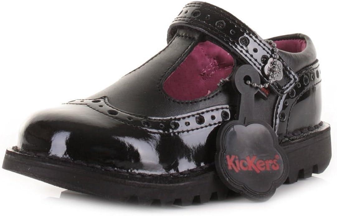 Kickers Girls Kick T Broge Infant T Bar