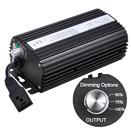 250 Watt Electronic Dimmable Grow Light Ballast for MH HPS w