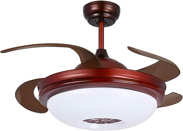 Lámparas de araña Ventilador De Techo Luz Araña De Limón ...