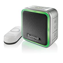 Honeywell RDWL515P2000/E Series 5 Portable Wireless Doorbell / Door Chime & Push Button