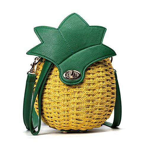 Women Pineapple Handbag...