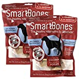 SmartBones Chicken Dog Chew, Medium-8 pieces/pack