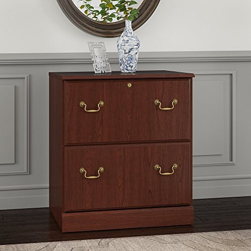 Saratoga Executive Lateral File by Bush Furniture