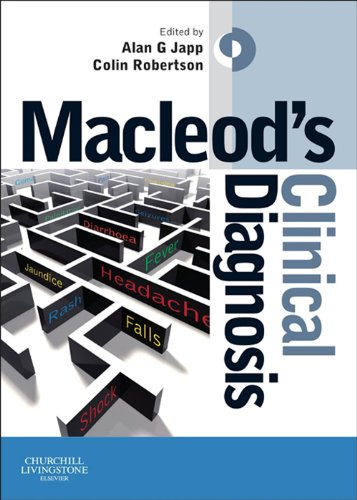 Macleod's Clinical Diagnosis (1st 2012) [Japp & Robertson]