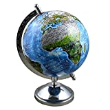 Stock Clearance Sale!! Vintage Educational Globe Earth Map with Stand, 9 Inches for Home & Office Decoration Accessories
