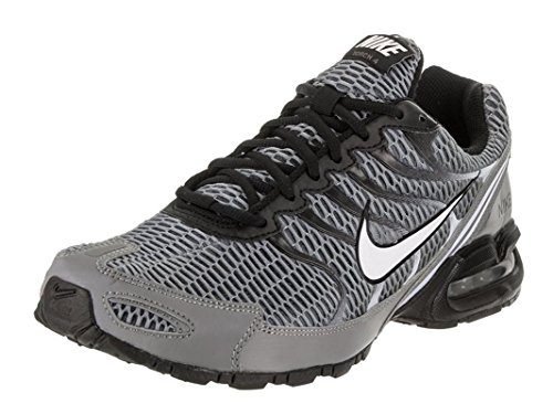 Nike Men's Air Max Torch 4 Running Shoe Cool Grey/White/Black/Pure Platinum Size 8.5 M US