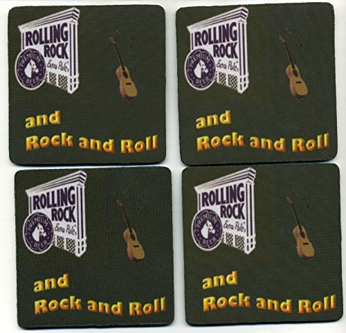 rolling-rock-beer-coaster-set-rock-and-roll