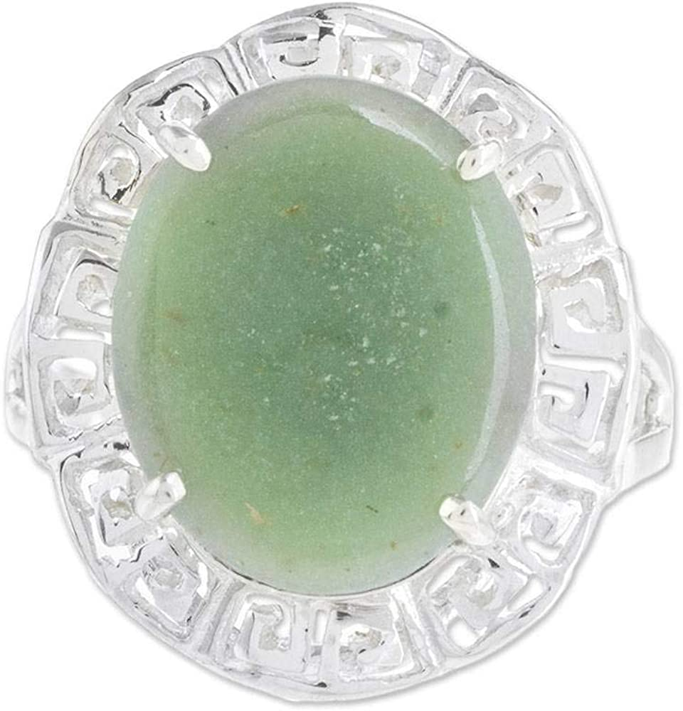 The Best Apple Jade Ring