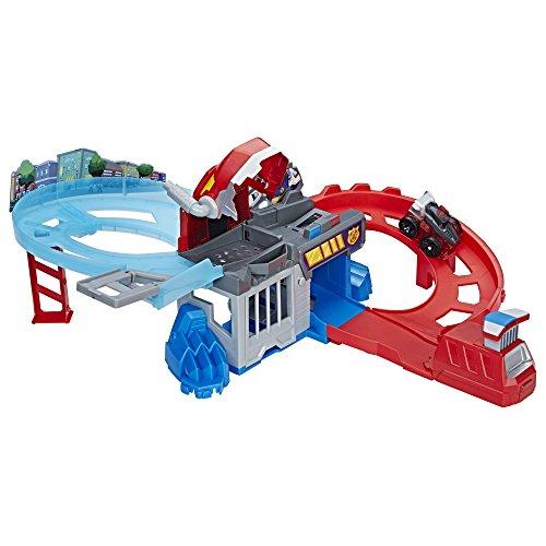 PLAYSKOOL HEROES Transformers Rescue Bots Flip Racers Chomp