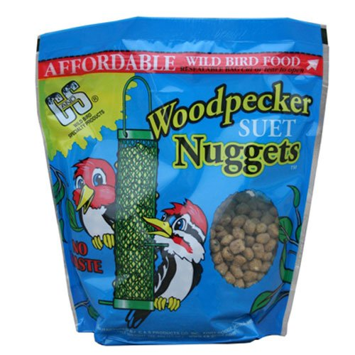 (C&S Products Company C & S CS06109 Woodpecker Nuggets)