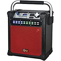 Bluetooth All-Weather Party Speaker in Red