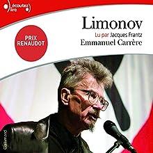 Limonov | Livre audio Auteur(s) : Emmanuel Carrère Narrateur(s) : Jacques Frantz