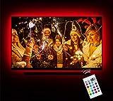 Emotionlite Bias Lighting LED TV Backlight strip USB Powered Multi Color RGB Tape