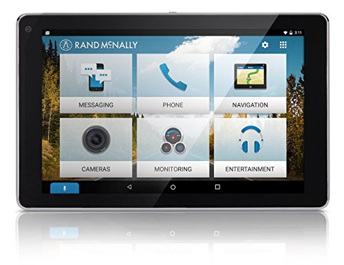 Rand McNally OverDryve 7 Connected Car Tablet with GPS (Certified Refurbished)