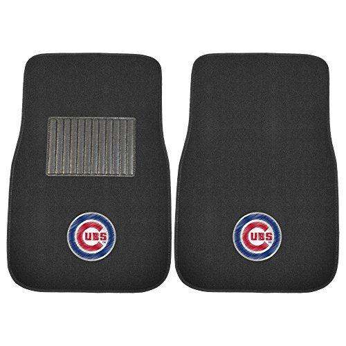 Chicago Cubs 2 Piece Car - 1