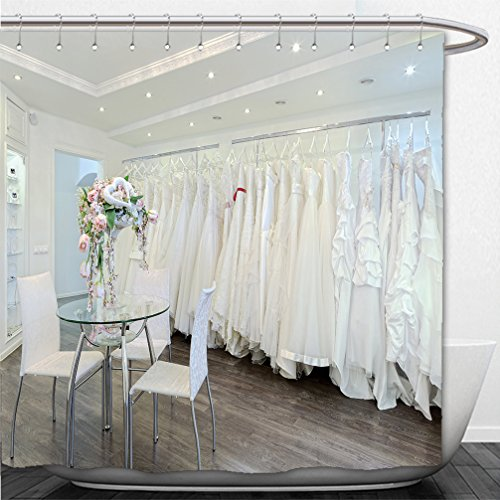 Interestlee Shower Curtain collection of wedding dresses in the shop - Dress Shops In Fresno