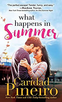 What Happens in Summer (At the Shore Book 2) by [Pineiro, Caridad]