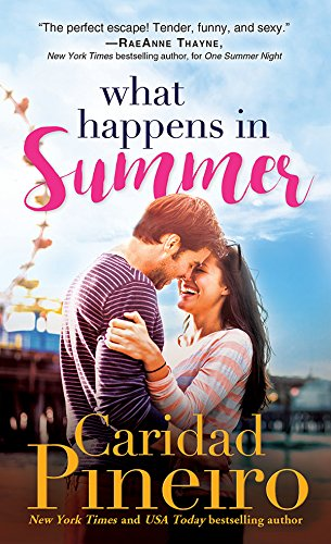 What Happens in Summer (At the Shore) by [Pineiro, Caridad]