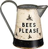 ''Bees Please'' Water Pitcher