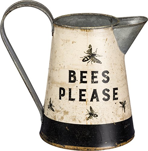 ''Bees Please'' Water Pitcher by Heart of America