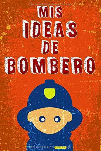 MIS IDEAS DE BOMBERO: Regalo de Cumpleaños. Cuaderno de ...