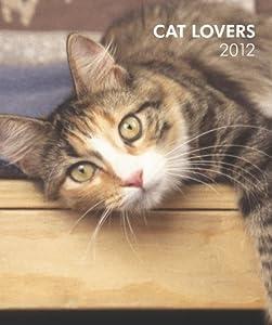 Diary Cat Lovers 2012 Weekly Calendar Book