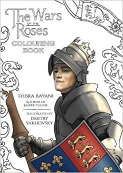 Book The Wars of the Roses Colouring Book
