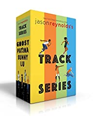 Race through Jason Reynolds's New York Times bestselling Track series, now in a complete boxed set. Ghost. Patina. Sunny. Lu. A fast but fiery group of kids from wildly different backgrounds, chosen to compete on an elite track team. They all...