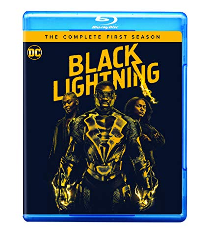 Black Lightning: Season 1 (BD) ()