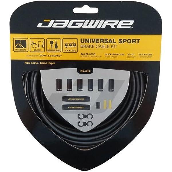 Jagwire - Kit de cable para freno: Amazon.es: Deportes y aire libre
