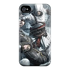 MansourMurray Iphone 6 High Quality Hard Phone Case Unique Design Vivid Assassins Creed Skin [BZA14610NFSk]